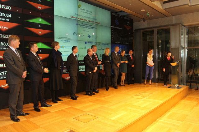 Inauguracja projektu liderzy w sektorze ochrony zdrowia