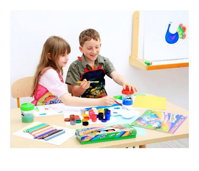 Propozycje twórczych zabaw plastycznych dla dzieci