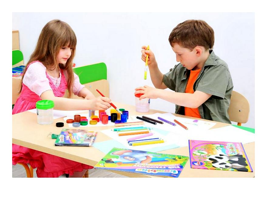 Rysunek jako czynnik motywujący rozwój psychiczny i fizyczny dzieci