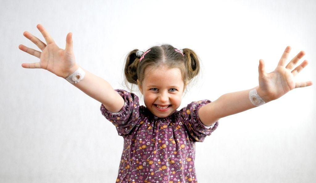 Plaster dla dzieci na chorobę lokomocyjną