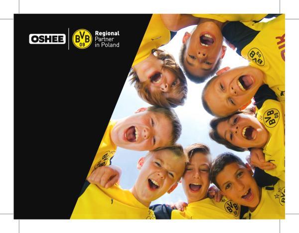 Ruszył nabór do elitarnej szkółki piłkarskiej  OSHEE BVB CAMP