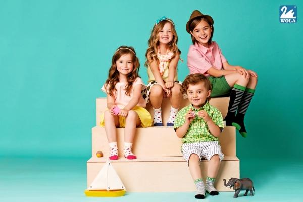 Skarpetki dla dzieci od Woli – do wyboru, do koloru, do woli…