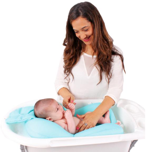 ABC bezpiecznej kąpieli noworodka