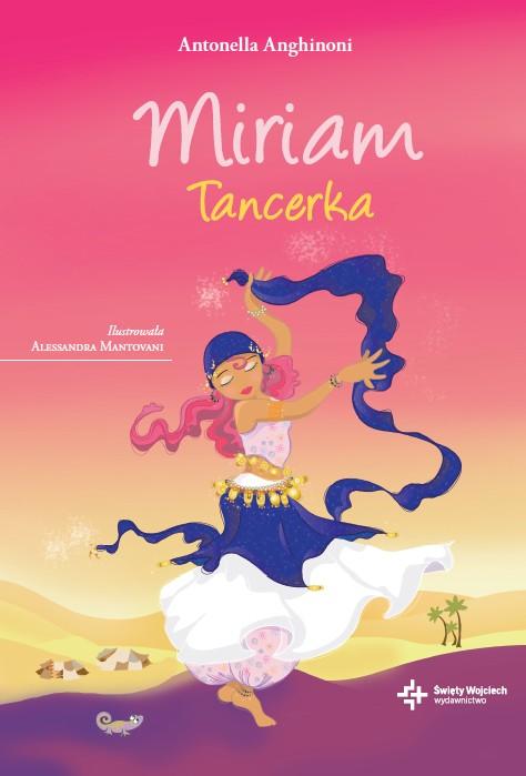 Miriam. Tancerka –  Antonella Anghinoni