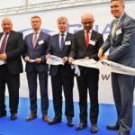 Konferencja zapowiadająca otwarcie drugiego zakładu Guardian Glass w Polsce