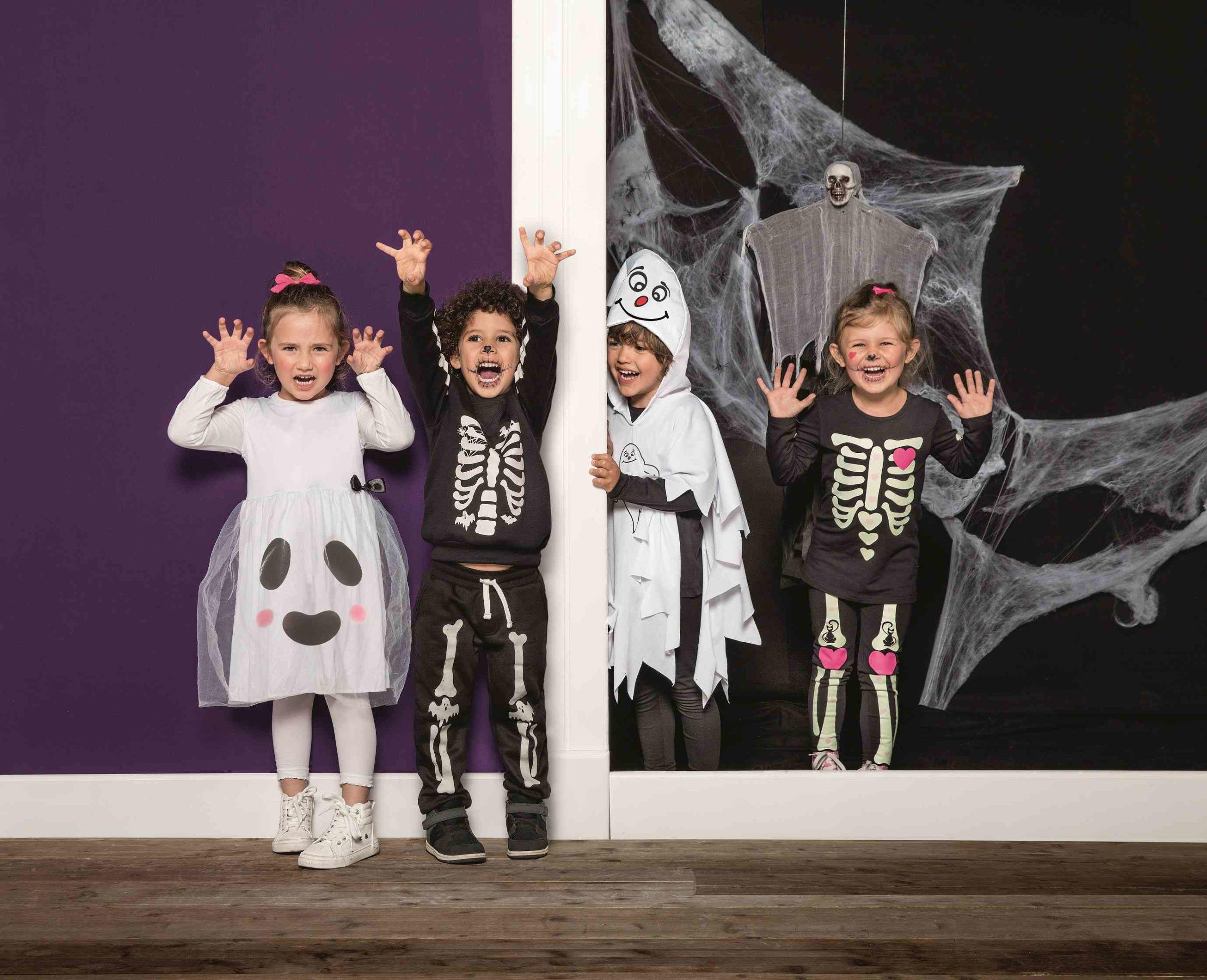 Jak zorganizować imprezę dla dzieci na Halloween? To strrrasznie proste!