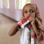 W Jemenie i Sudanie Południowym 650 tys dzieci jest zagrożonych śmiercią głodową